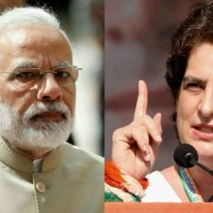 Priyanka Gandhi says BJP government