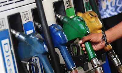 Fuel prices today