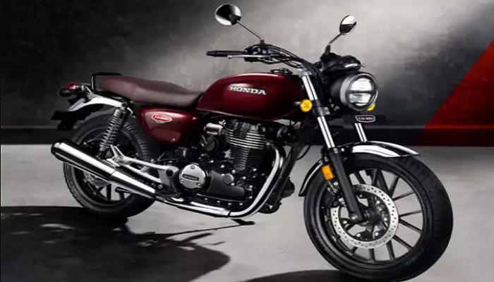 Honda's new classic bike