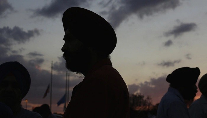 Racist attack on Sikhs in England