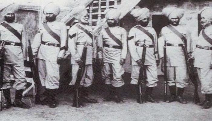 national battle of saragarhi