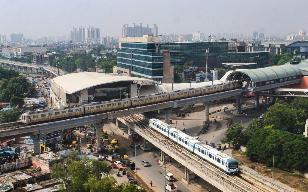 Delhi Metro resumes
