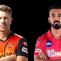 IPL 2020 KXIP vs SRH
