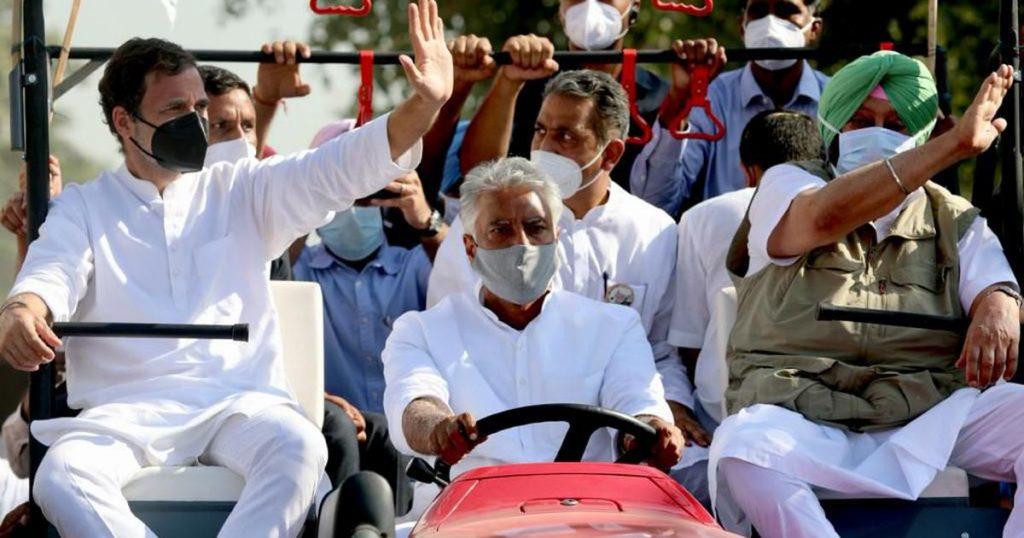 कांग्रेस देशव्यापी विरोध प्रदर्शन करेगी