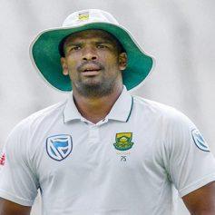cricketer Philander's brother shot dead