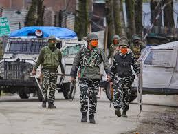 Two terrorists killed in Shopian encounter
