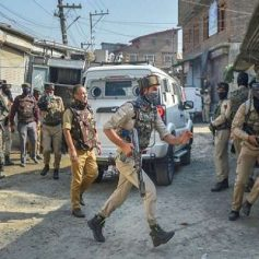 Encounter with militants in Rambagh