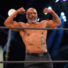 mike tyson return to ring