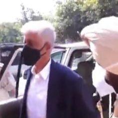 DGP Sumedh Saini appeared before SIT