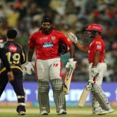 IPL 2020 KXIP VS KKR