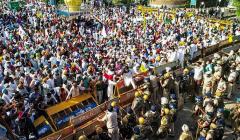 haryana protest against farm laws farmers