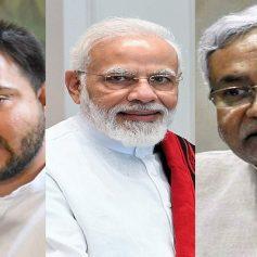 Tejaswi retaliates against Nitish