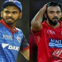 IPL 2020 DD vs KXIP