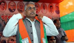 Dilip Ghosh corona positive