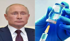 Russia's Sputnik-V vaccine hit