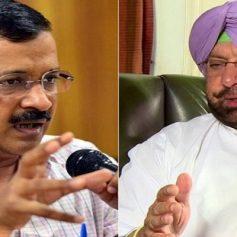 Kejriwal asks CM Amarinder Singh