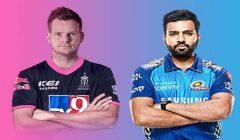 IPL 2020 MI vs RR