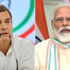 rahul hits at modi govt