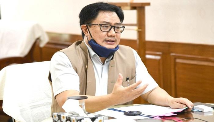 sports minister kiren rijiju announced rs 5 lakh up archer neeraj chauhan
