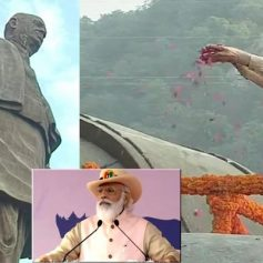 Sardar Patel Jayanti PM Modi Says
