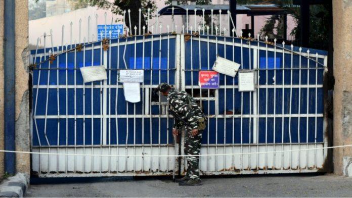 Prisoner's corona bail-parole will end