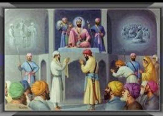 When the Seventh Guru turned
