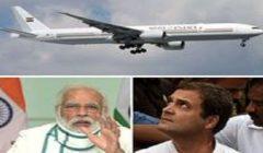 Rahul attacks PM over VVIP aircraft