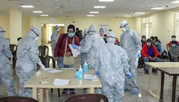 coronavirus cases in world