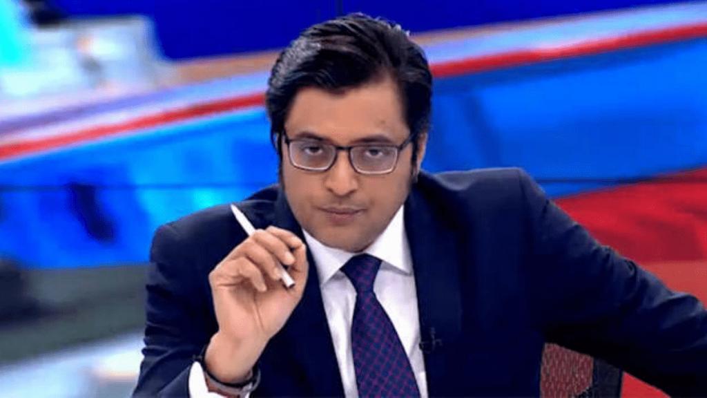 republic tv head arnab gets notice