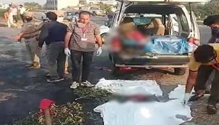 Tragic road accident on Batala-Amritsar bypass