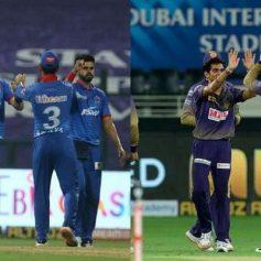 IPL 2020 KKR vs DC