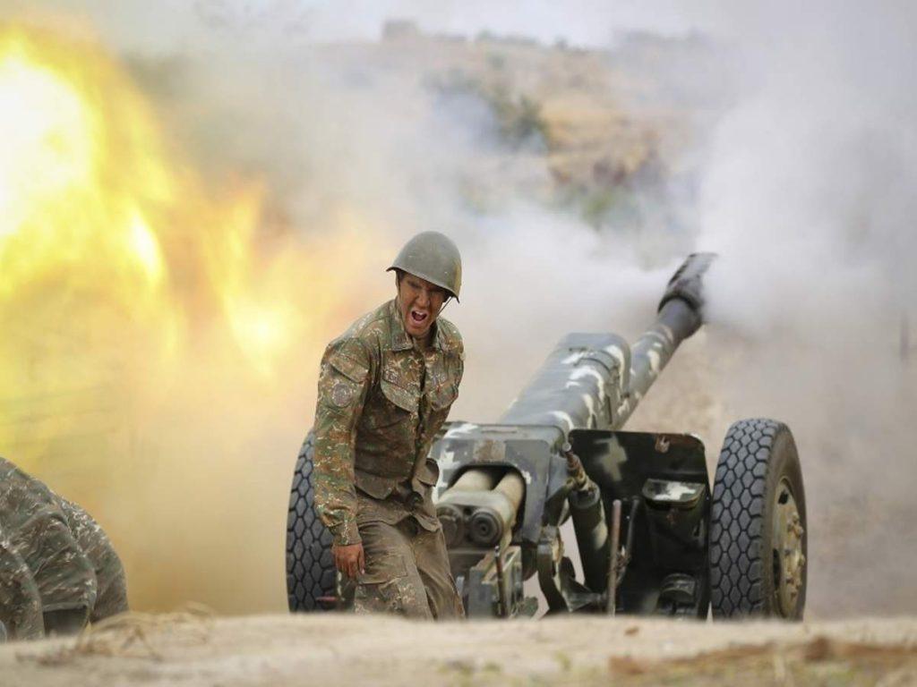 Armenia Azerbaijan agree on ceasefire