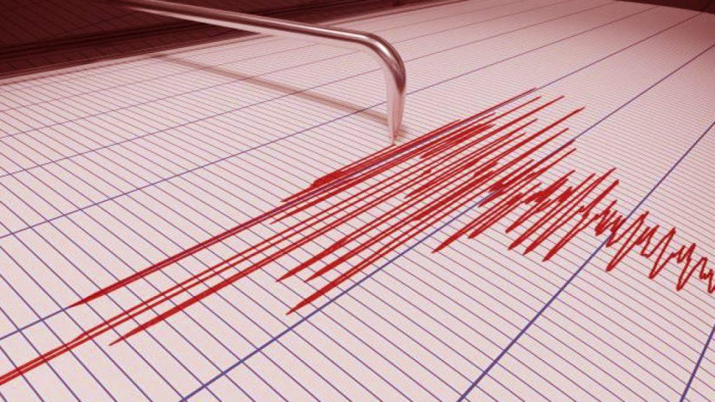 Minor earthquake hit Mizoram