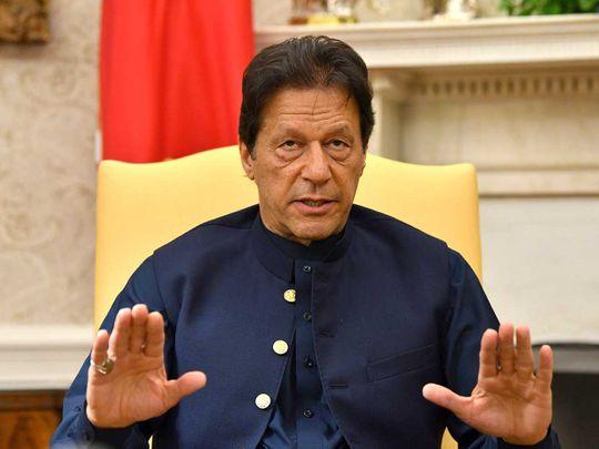 पाकिस्तानी पीएम ने दी शांति