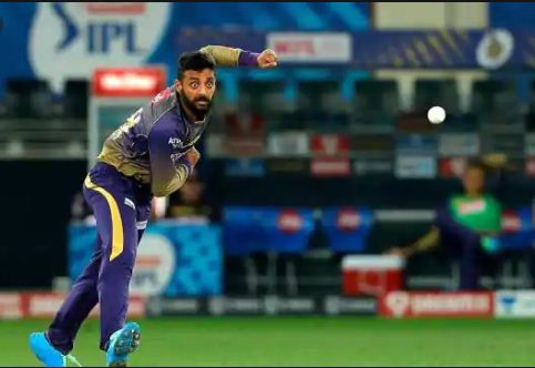Spinner bowler Varun chakraborty