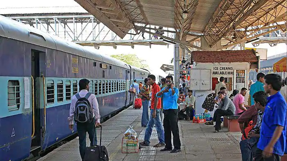 Indian Railways ticket reservation
