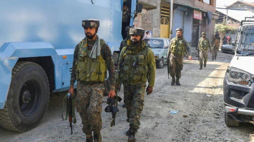 2 terrorists killed in encounter