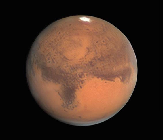 Mars will appear bigger