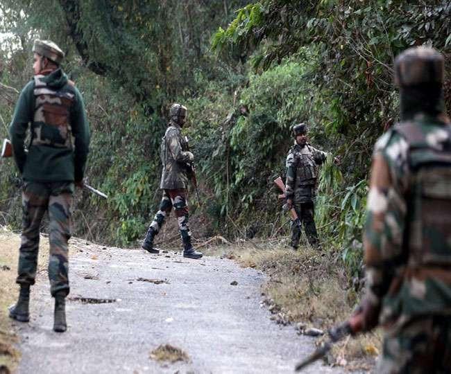 Terrorist killed in encounter