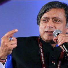 Tharoor tweeted about bihar election