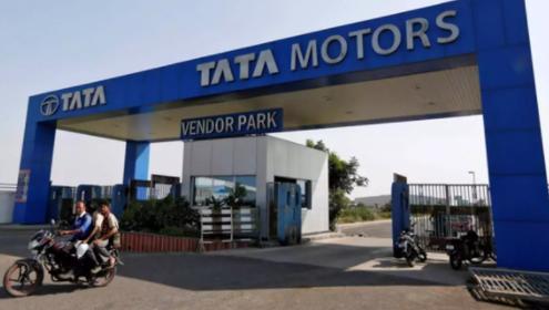 Tata Motors vehicle