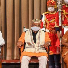 nitish kumar takes oath