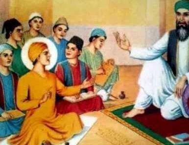 Guru Nanak Dev Ji surprised