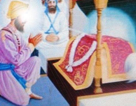 Dashmesh Patshah Guru Gobind Singh