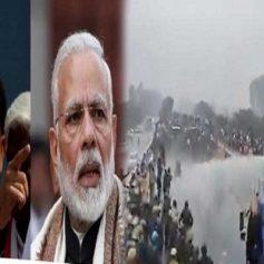 Farmers protest rahul gandhi says
