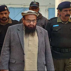 imprisonment for hafiz saeed