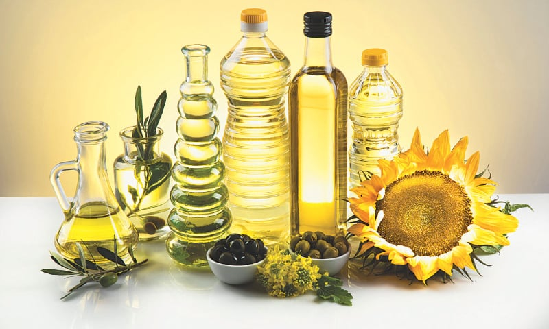 Oils health beauty benefits