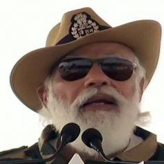 PM Modi Diwali Celebrations