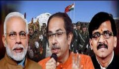 Shiv Sena attack on BJP