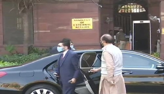 india summons pakistan high commission